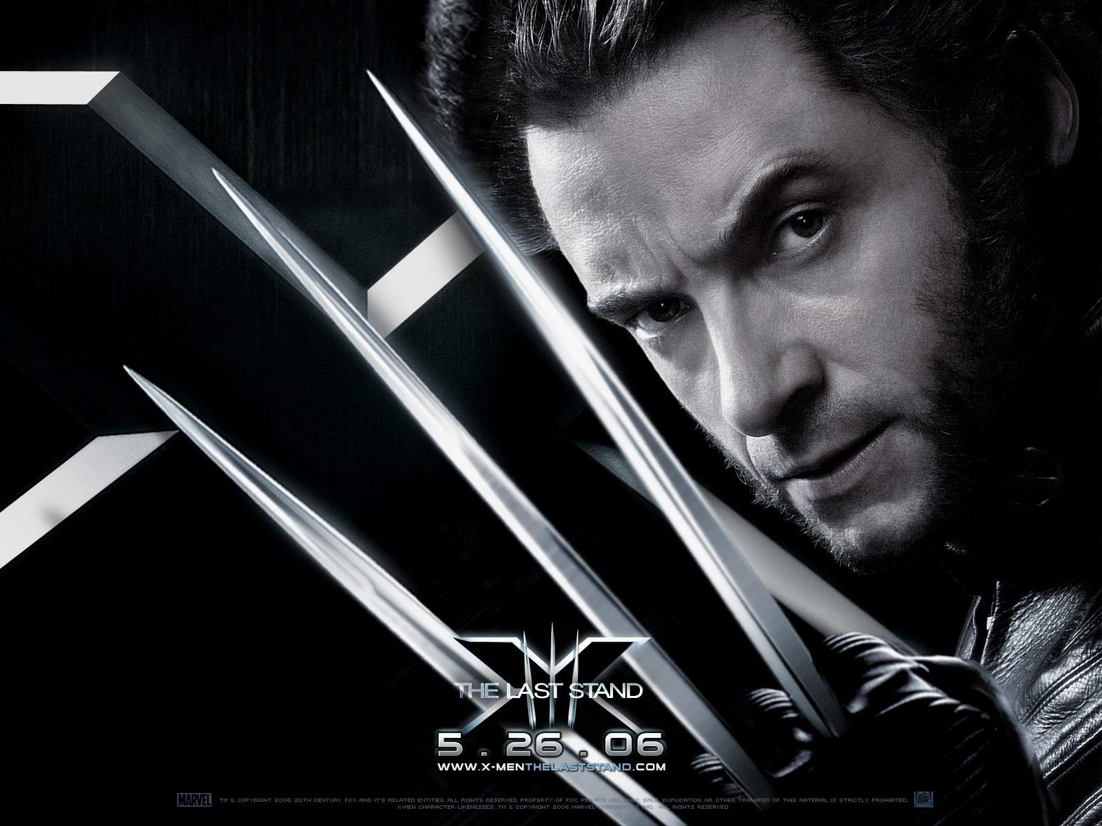 Wallpaper del film X-Men: Conflitto Finale - Hugh Jackman