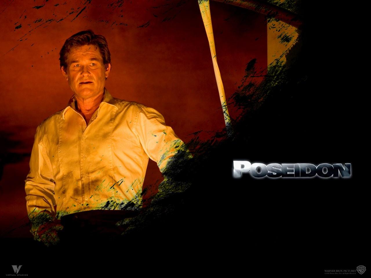 Wallpaper del film Poseidon, del 2006