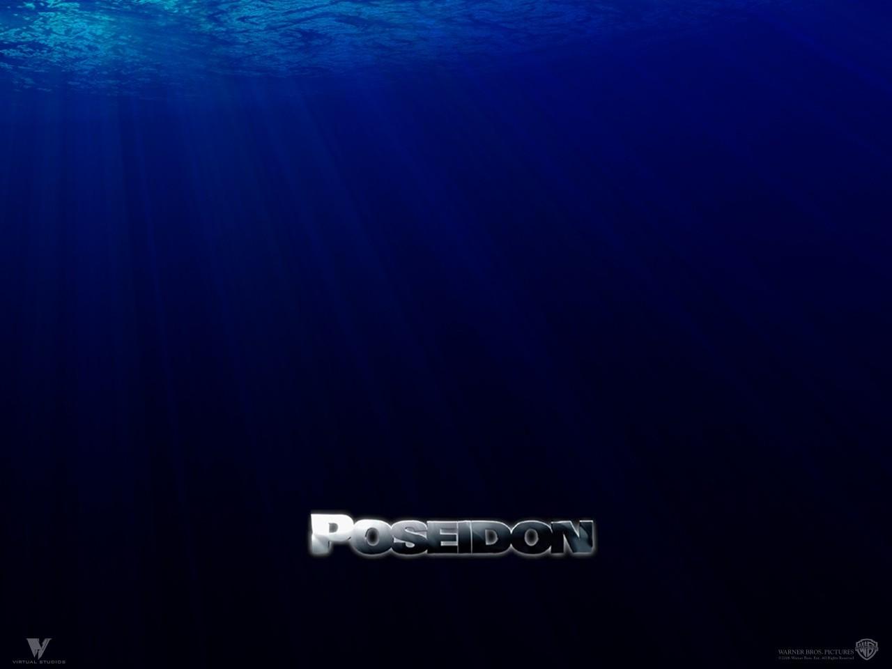 Wallpaper dell'avventuroso disaster movie Poseidon