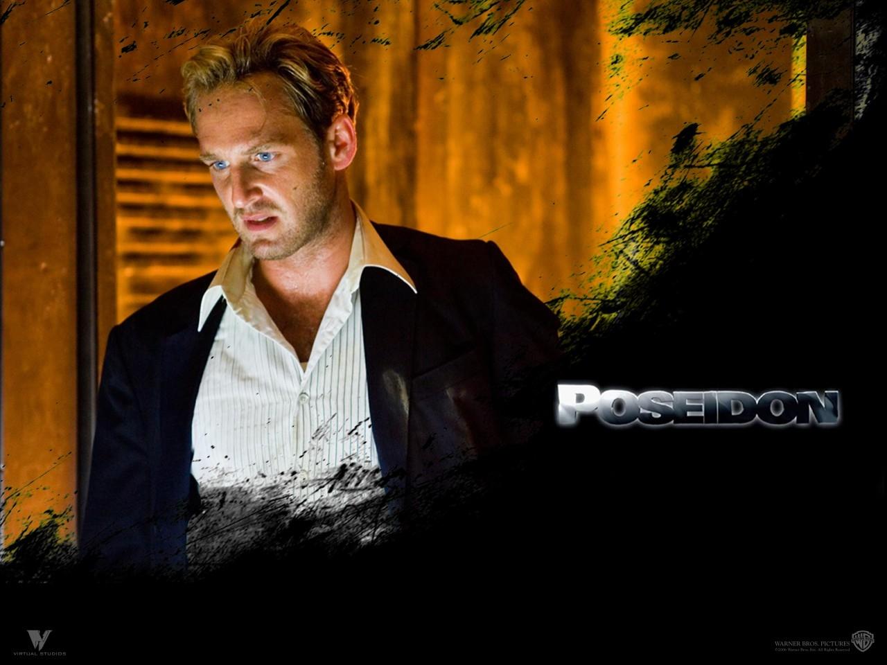 Wallpaper del film Poseidon con Josh Lucas