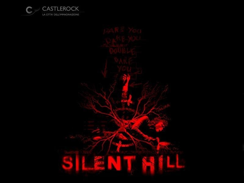 Wallpaper del film Silent Hill