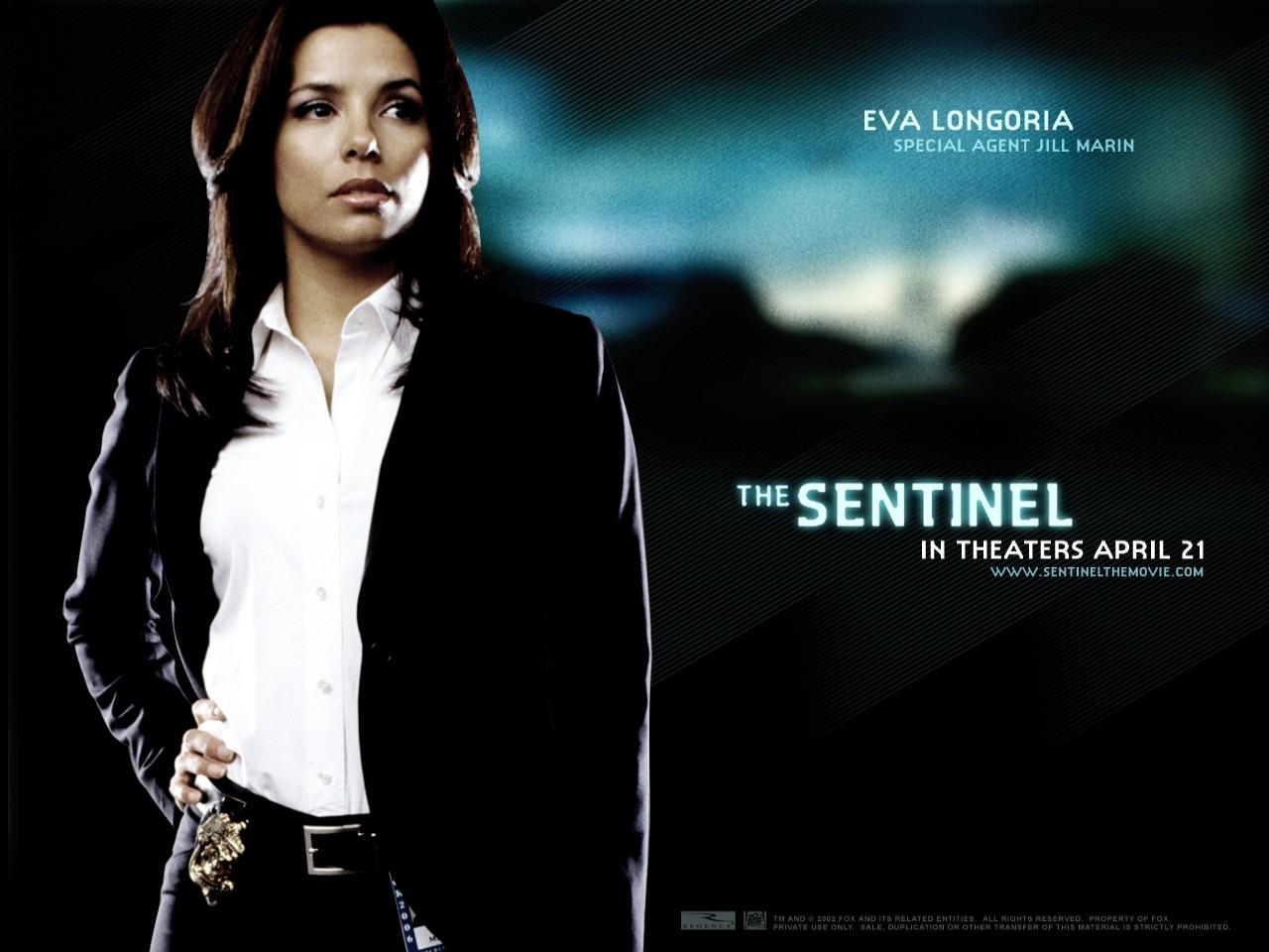 Wallpaper del film The Sentinel con Eva Longoria