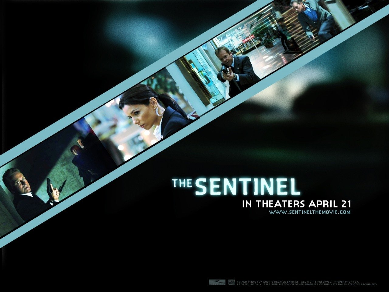 Wallpaper del film The Sentinel