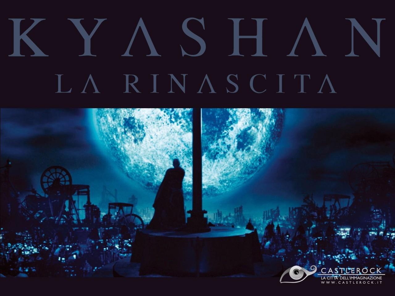Wallpaper per il desktop del film Kyashan - la rinascita