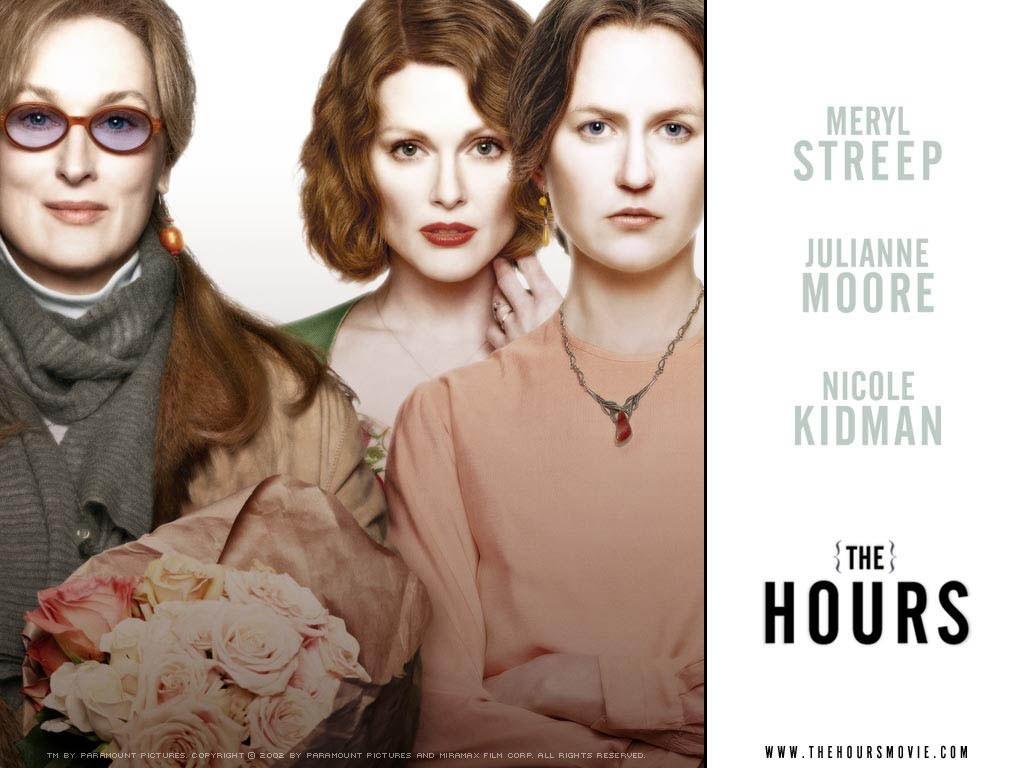 Wallpaper con le tre protagoniste di The Hours