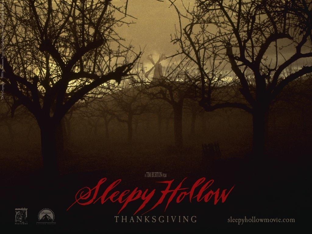 Wallpaper del film Il mistero di Sleepy Hollow