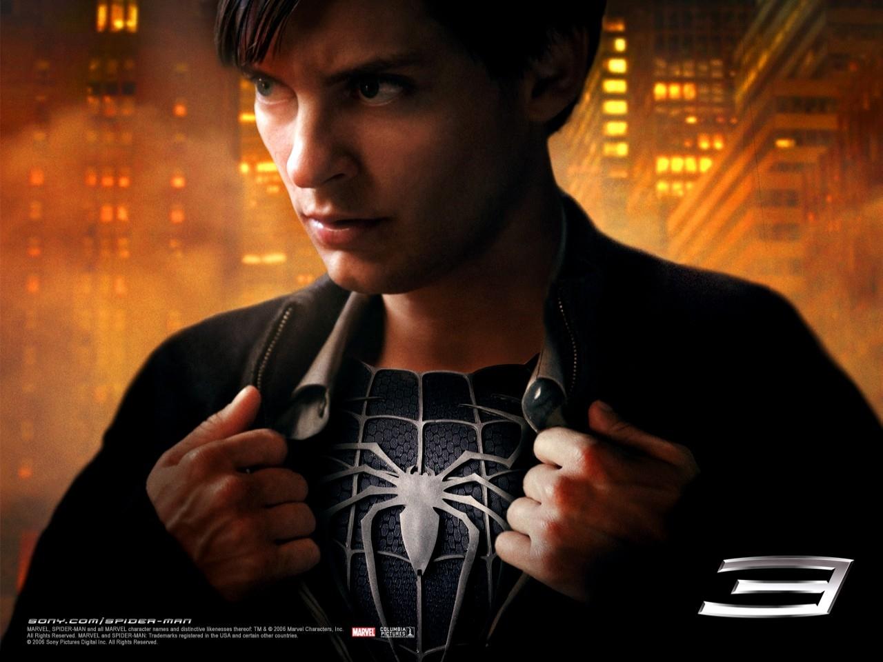 Wallpaper del film Spider-Man 3