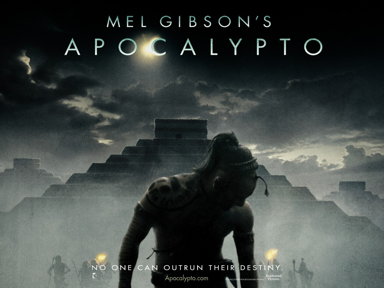 Wallpaper del film Apocalypto