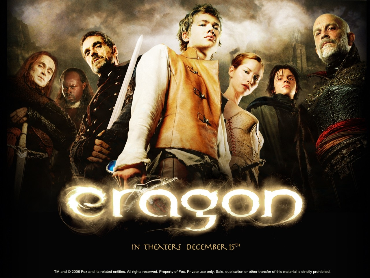 Wallpaper di Eragon