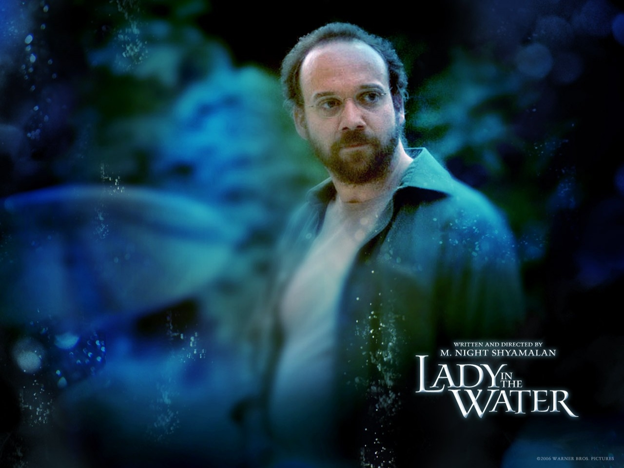 Wallpaper del film Lady in the Water