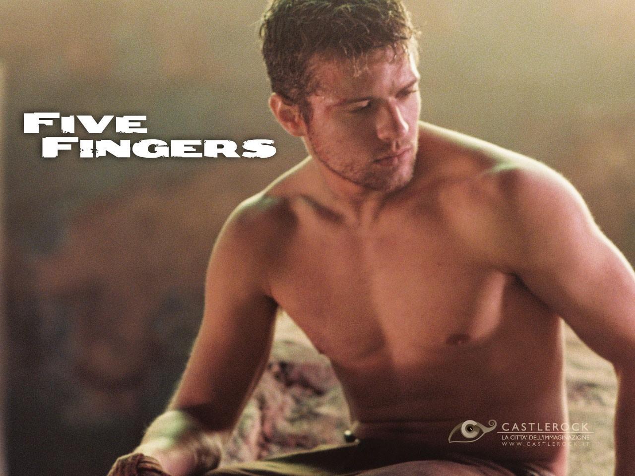 Wallpaper di un sexy Ryan Phillippe nel film Five Fingers - Gioco Mortale