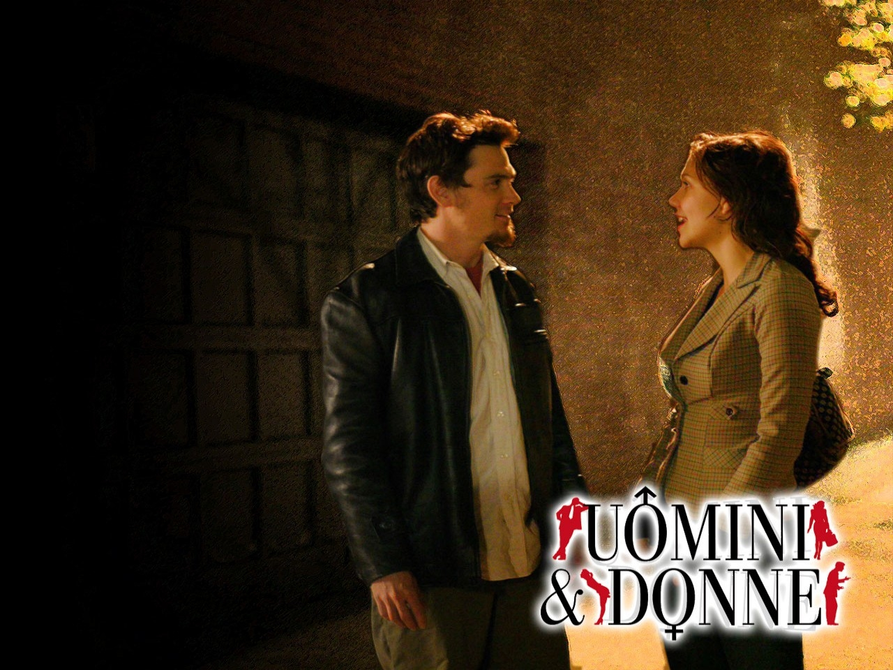 Wallpaper del film Uomini & donne