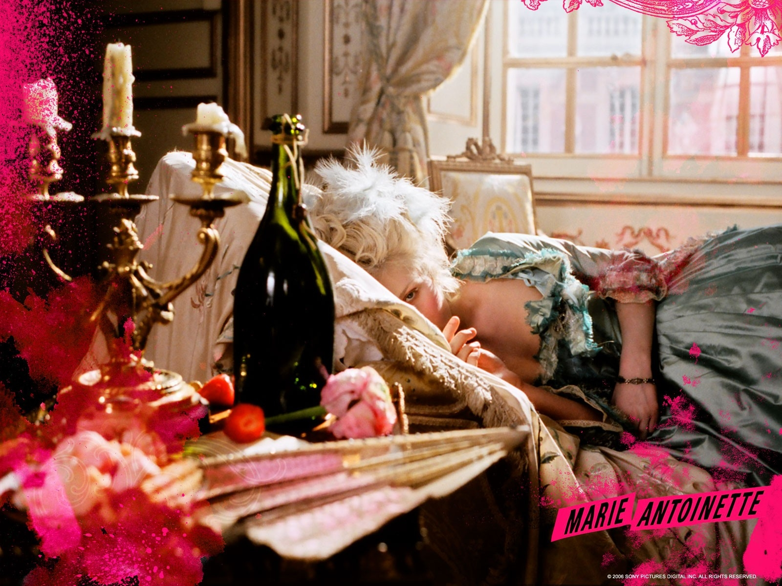 Wallpaper del film Marie Antoinette di Sofia Coppola