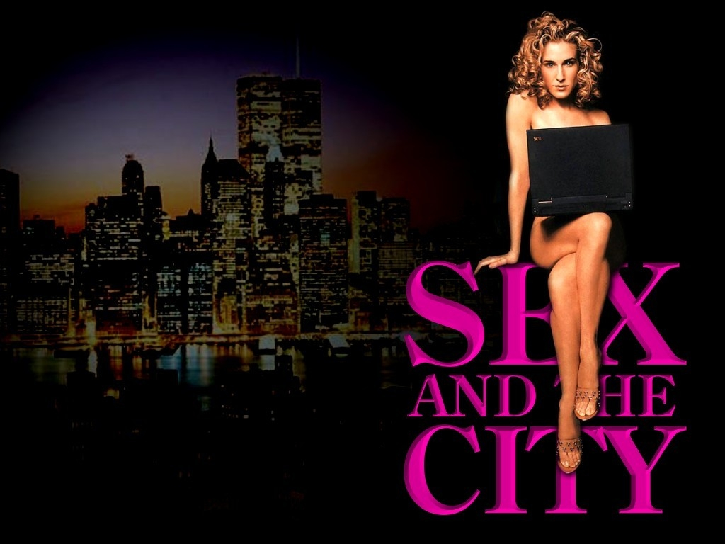 Wallpaper di Sarah Jessica Parker nel serial Sex and the City