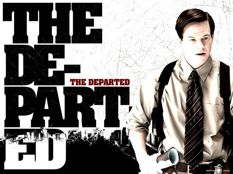 Wallpaper del film The Departed - Il bene e il male