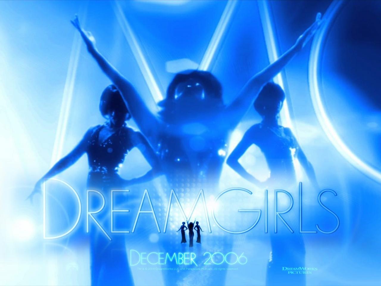 Wallpaper del film Dreamgirls con le protagoniste del film