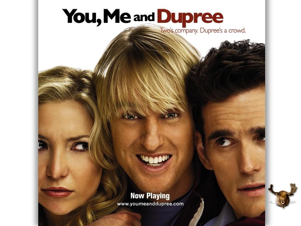 Wallpaper del film Tu, io e Dupree
