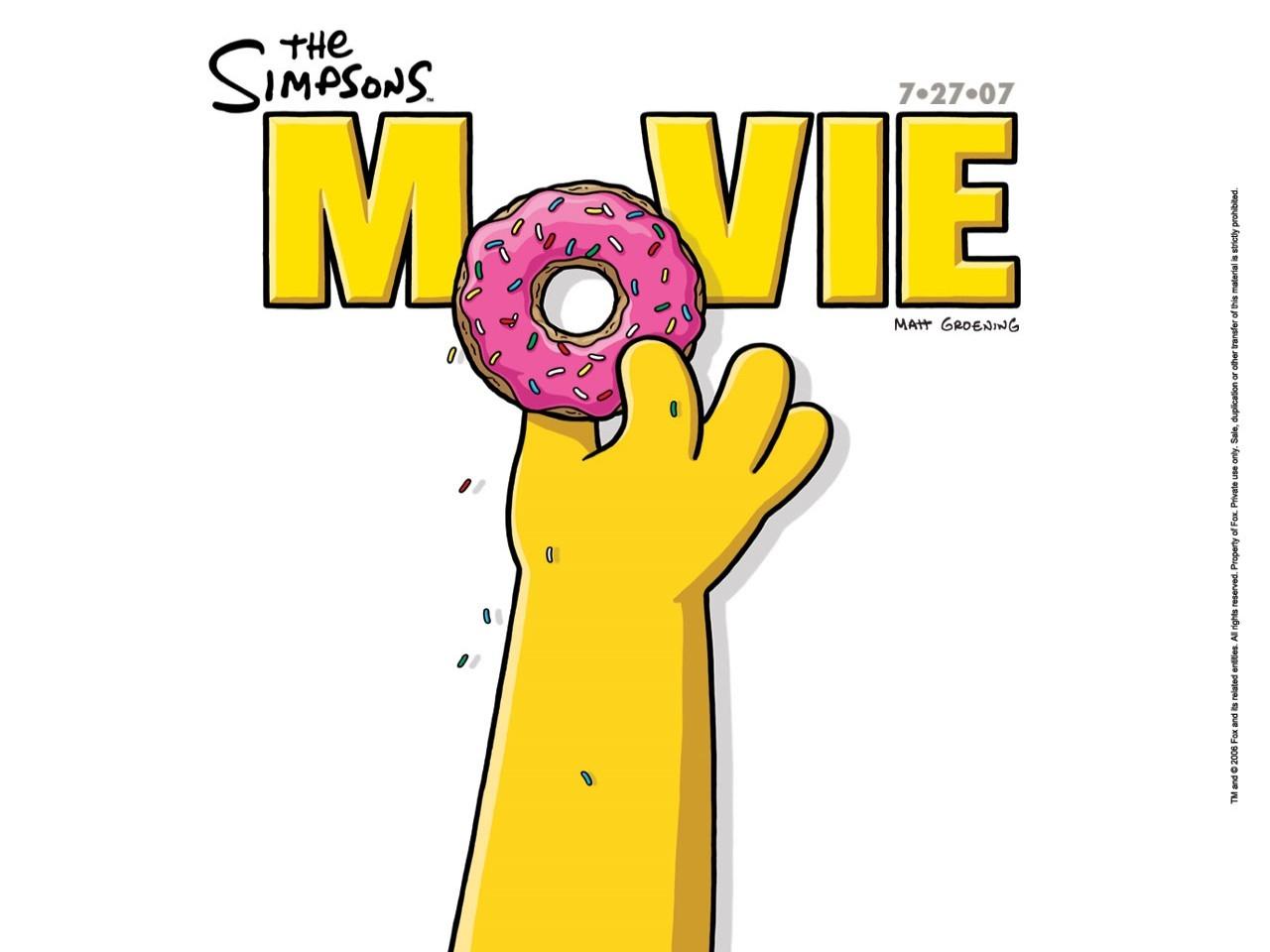 I Simpson - il film - Desktop Wallpaper