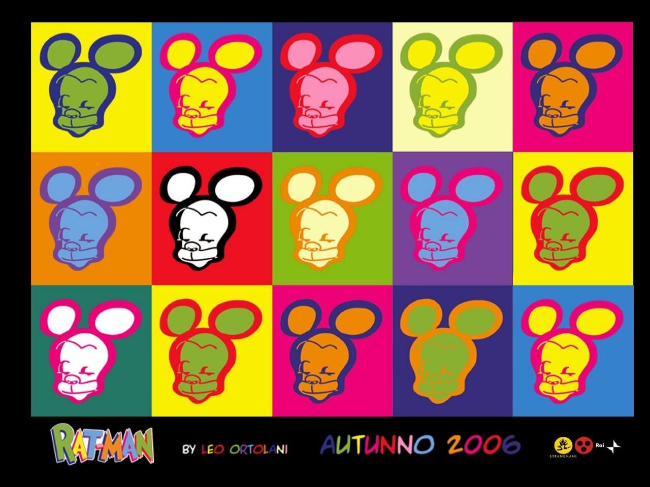Wallpaper della serie Rat-Man