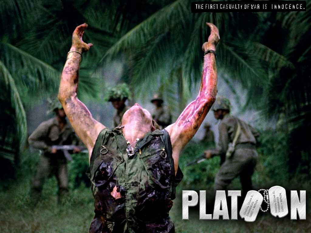 Wallpaper del film Platoon