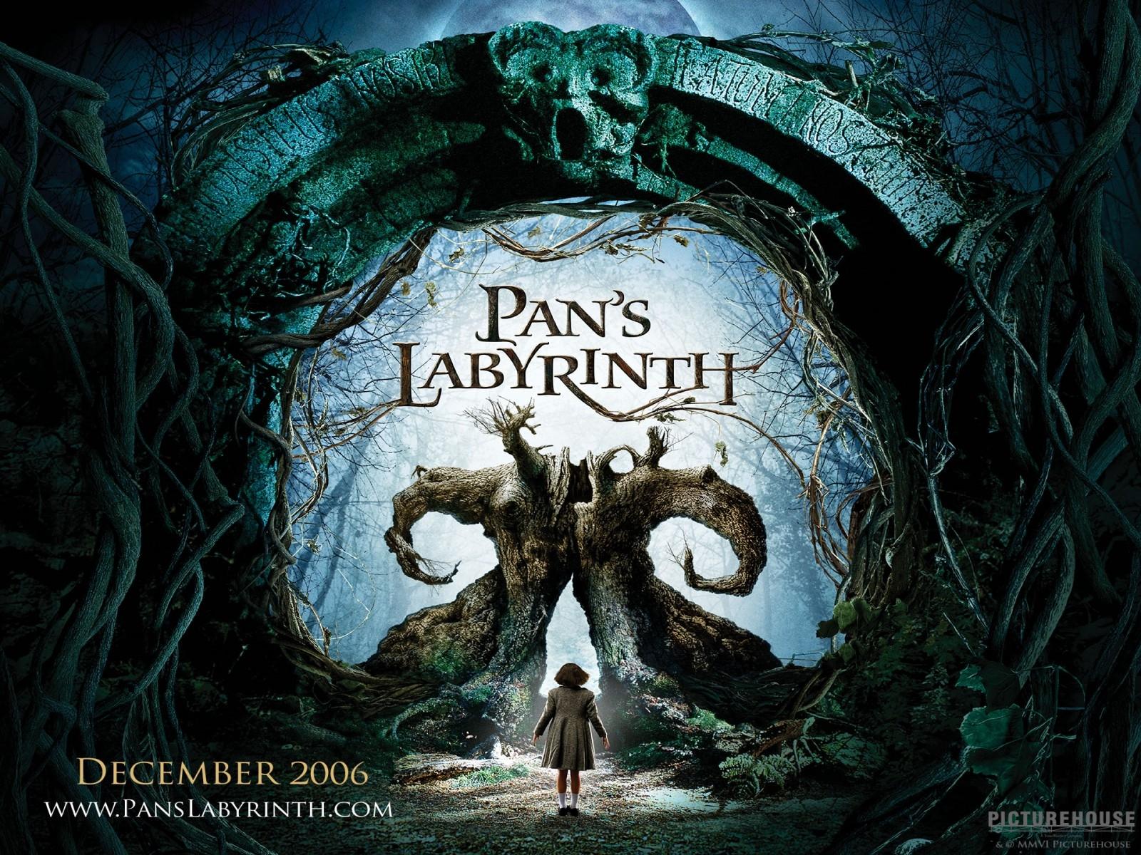 Wallpaper del film Il labirinto del fauno