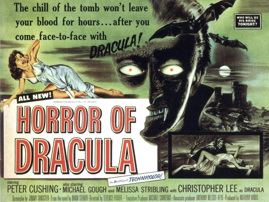 Wallpaper del film Dracula il vampiro