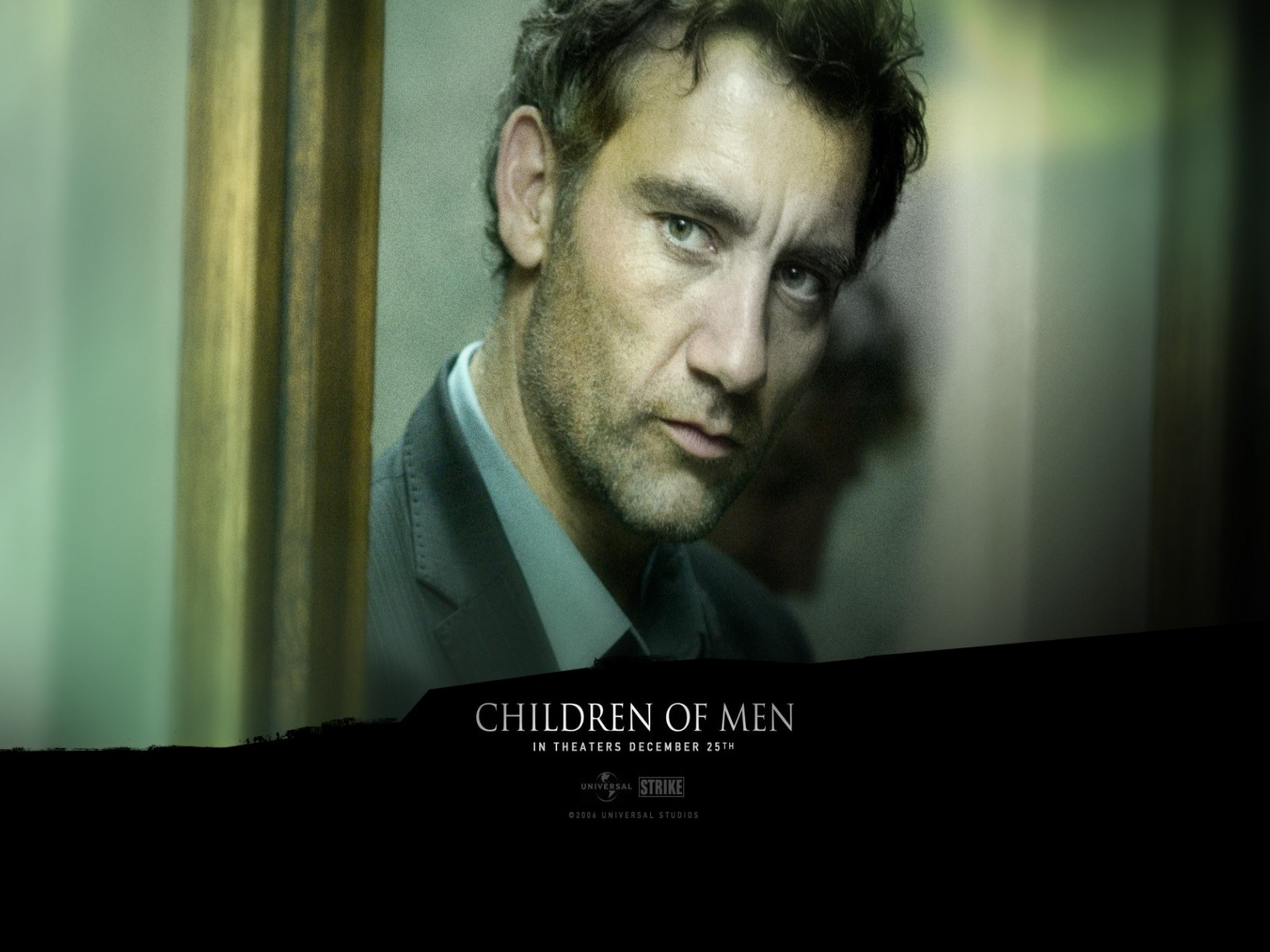 Wallpaper del film I figli degli uomini