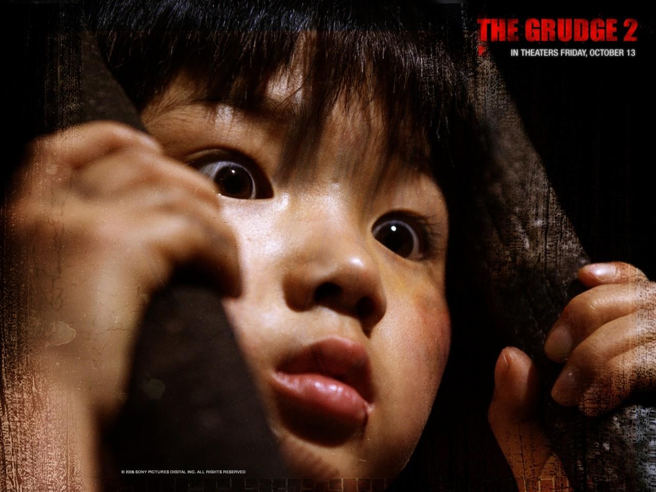Wallpaper del film The Grudge 2