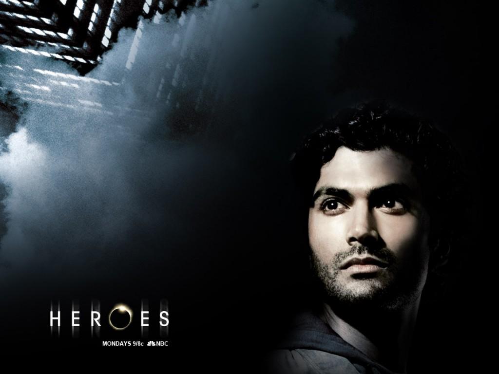 Wallpaper della serie televisiva Heroes