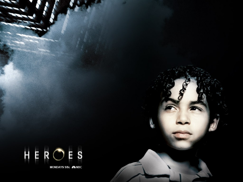 Wallpaper del telefilm Heroes