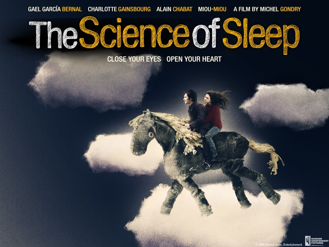 Wallpaper del film L'arte del sogno