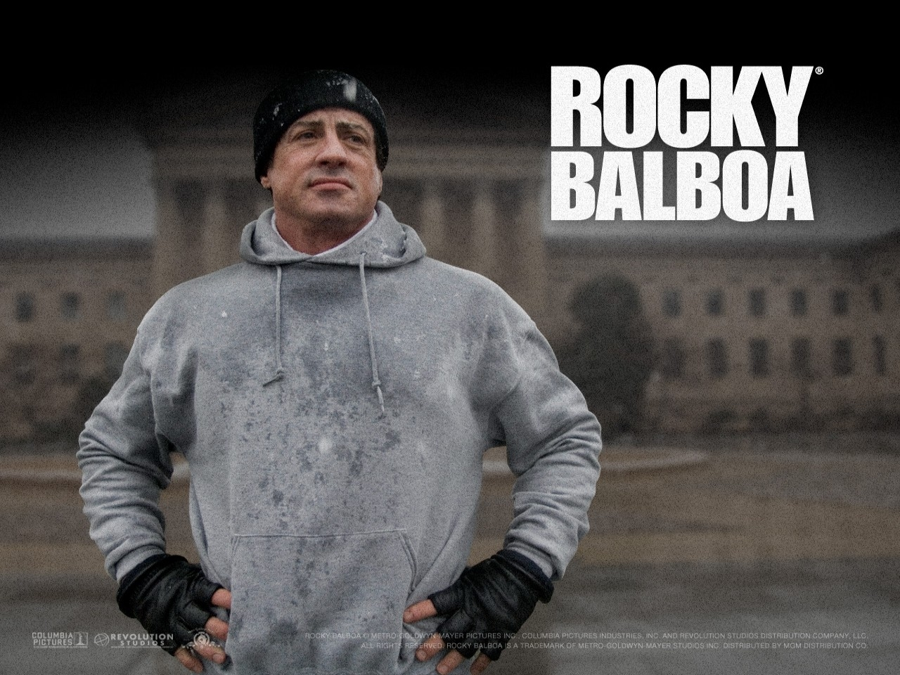 Wallpaper del film Rocky Balboa