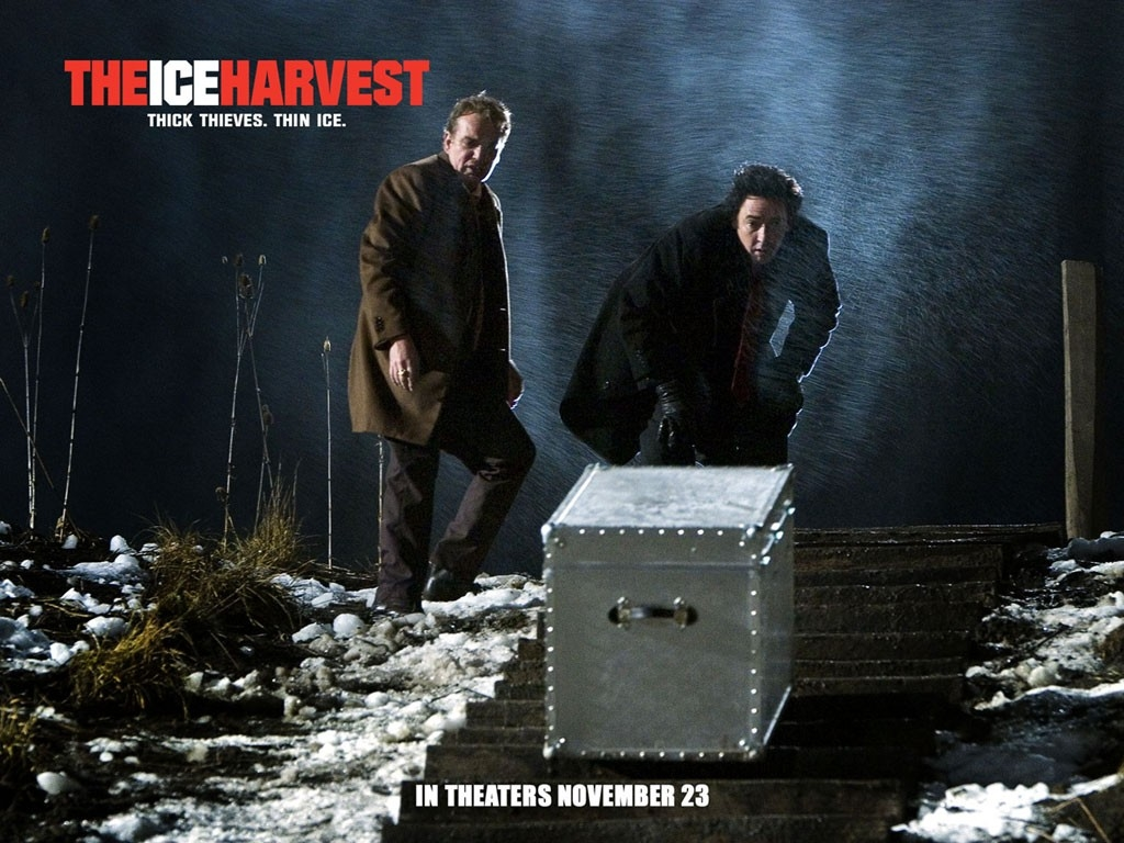 Wallpaper del film The Ice Harvest