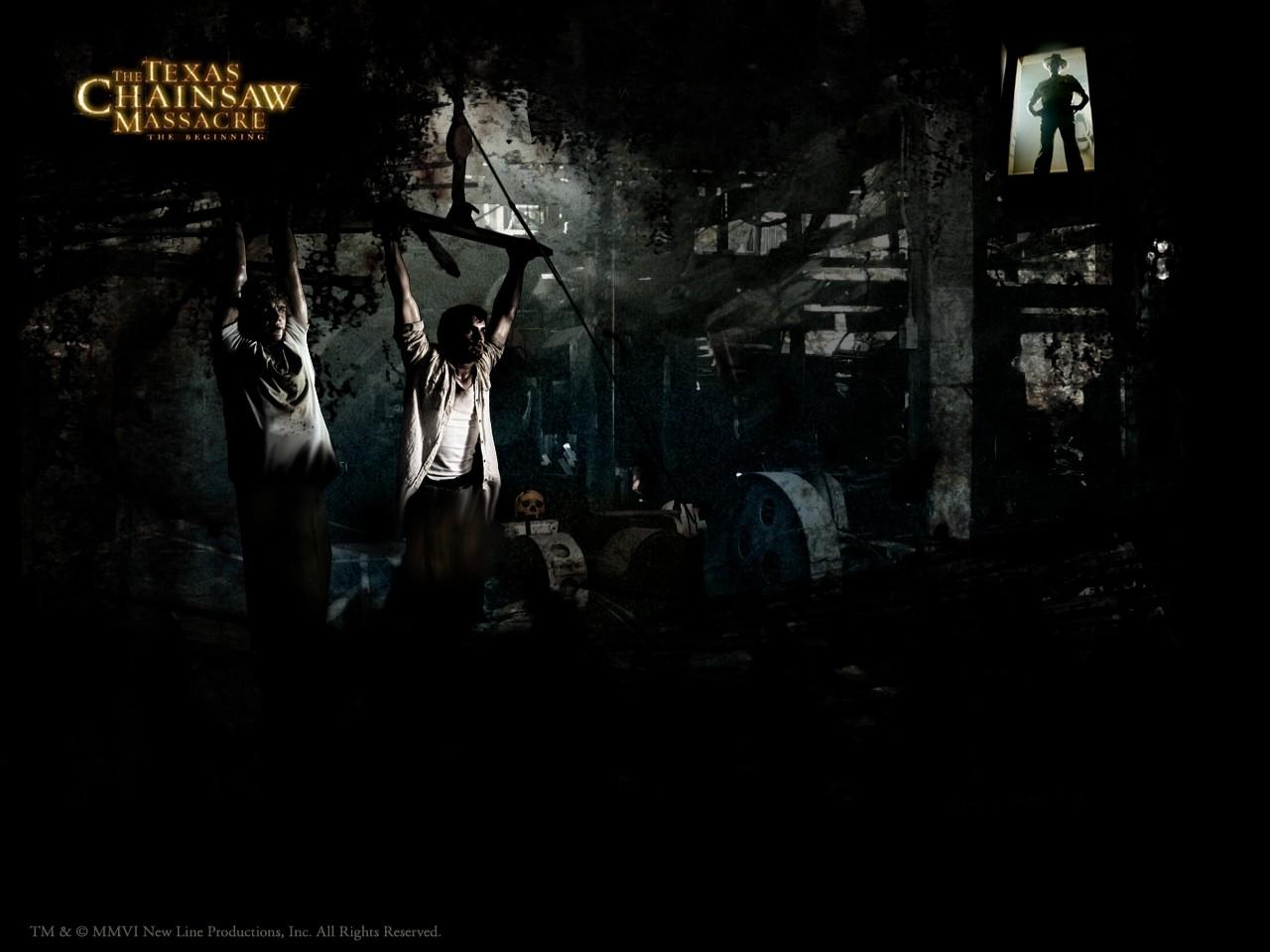 Wallpaper dell'horror Non aprite quella porta: l'inizio