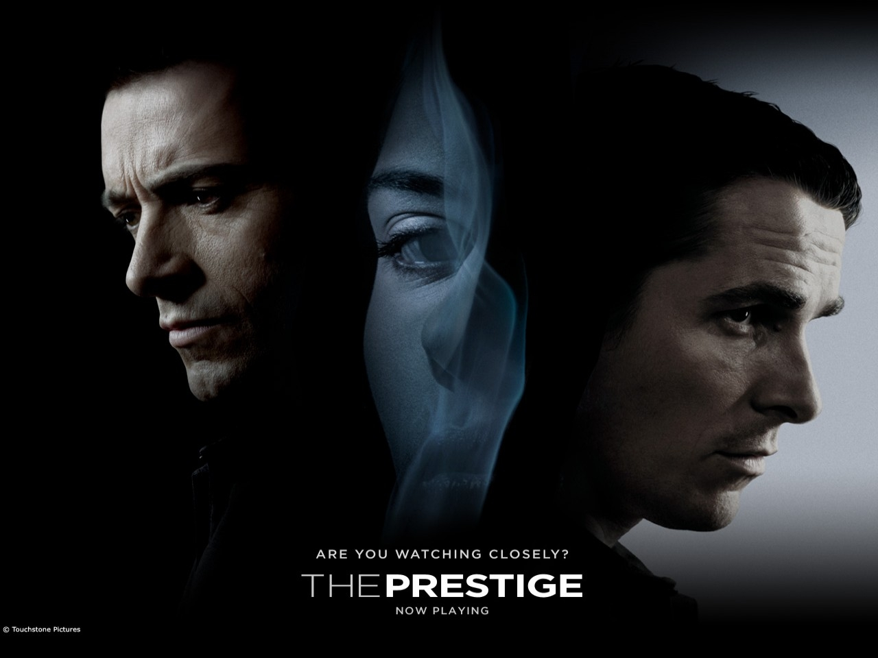 Un wallpaper del film The Prestige