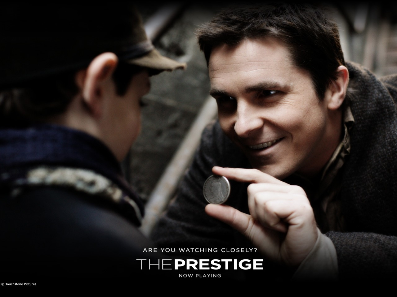 Wallpaper del film The Prestige