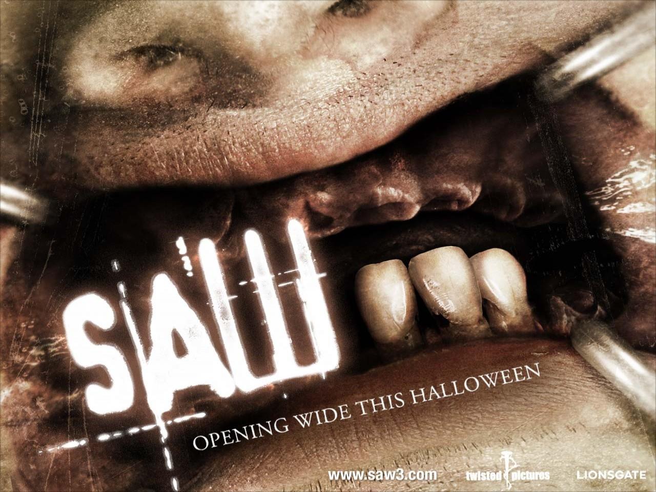 Wallpaper del film Saw III - L'enigma senza fine