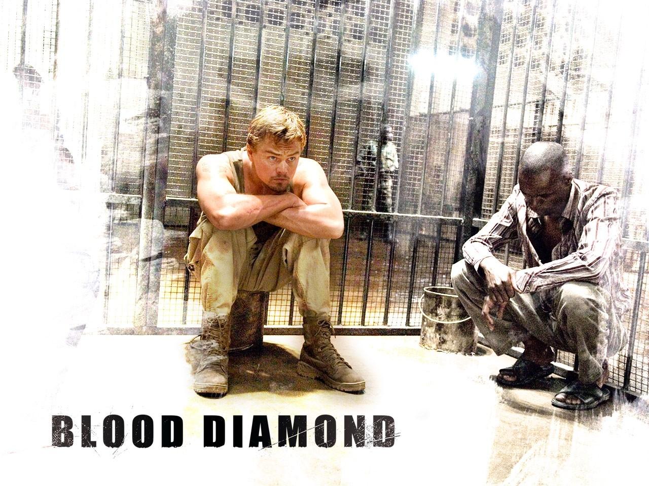 Wallpaper del film Blood Diamond - Diamanti di sangue