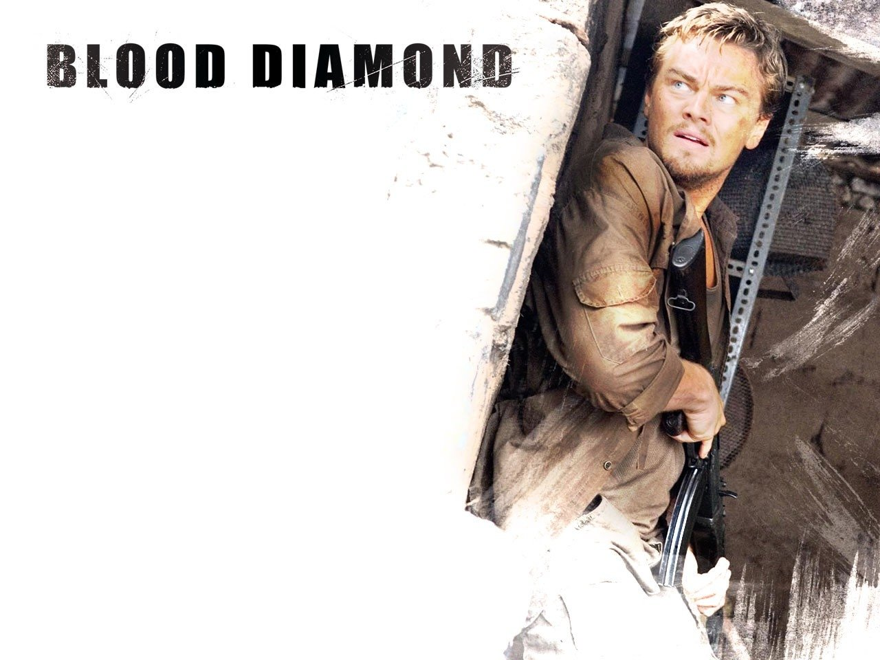 Desktop Wallpaper del film Blood Diamond - Diamanti di sangue