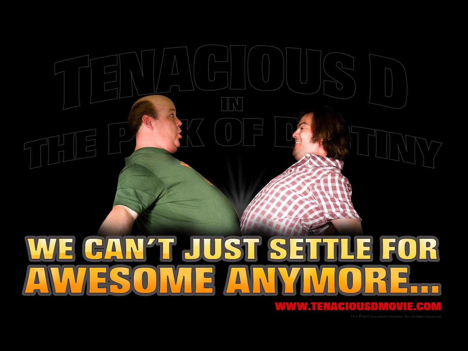 Wallpaper del film Tenacious D e il destino del rock