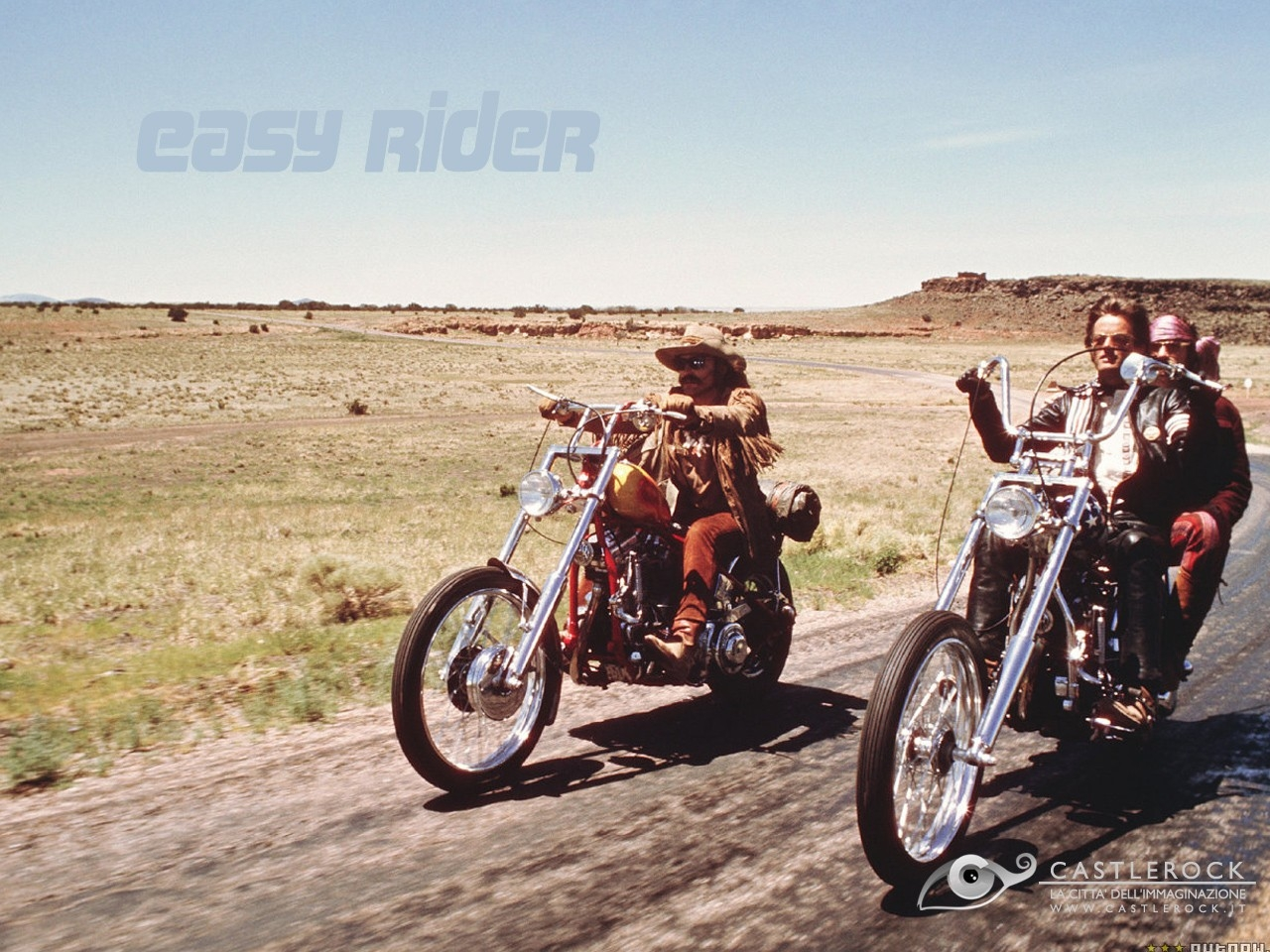 Wallpaper del film Easy Rider