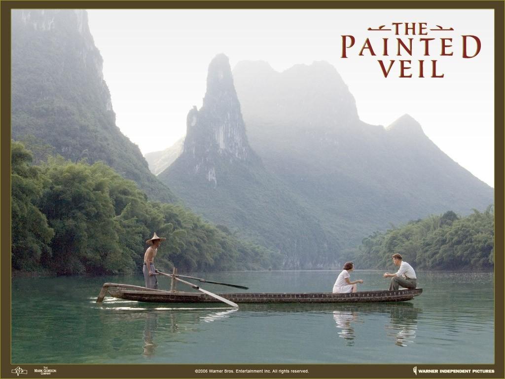 Wallpaper del film Il velo dipinto