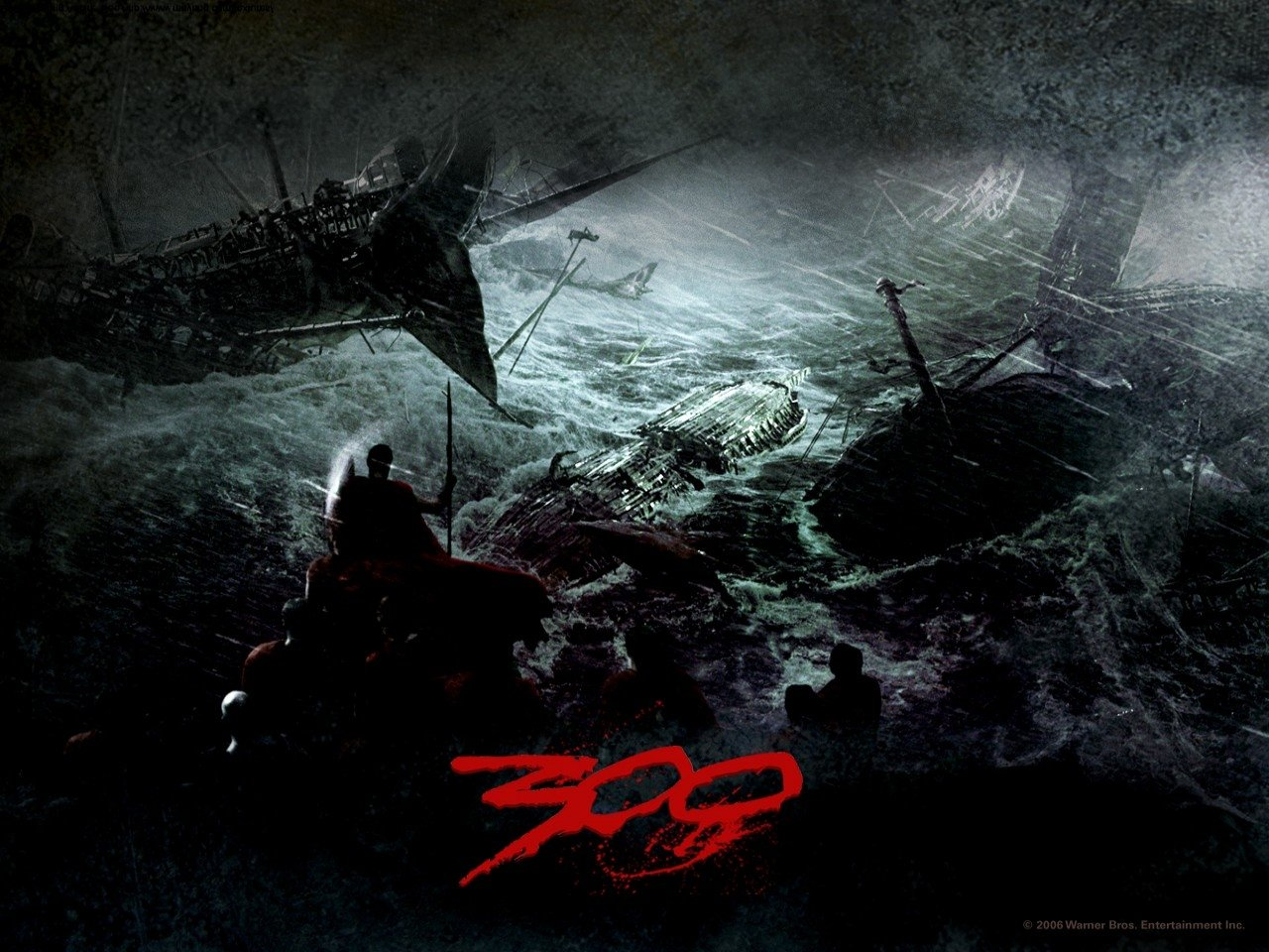 Wallpaper del film 300