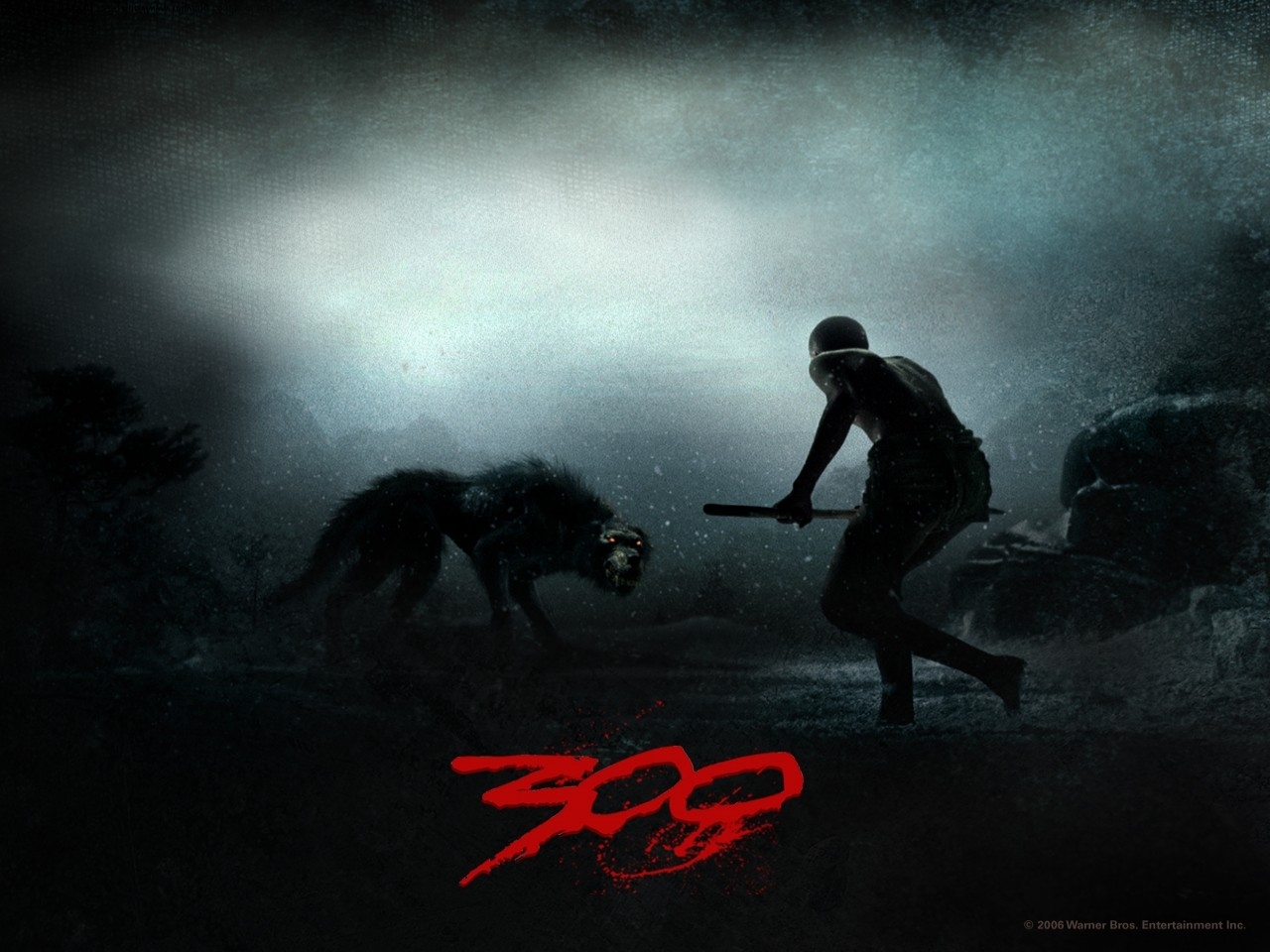 Wallpaper del film 300