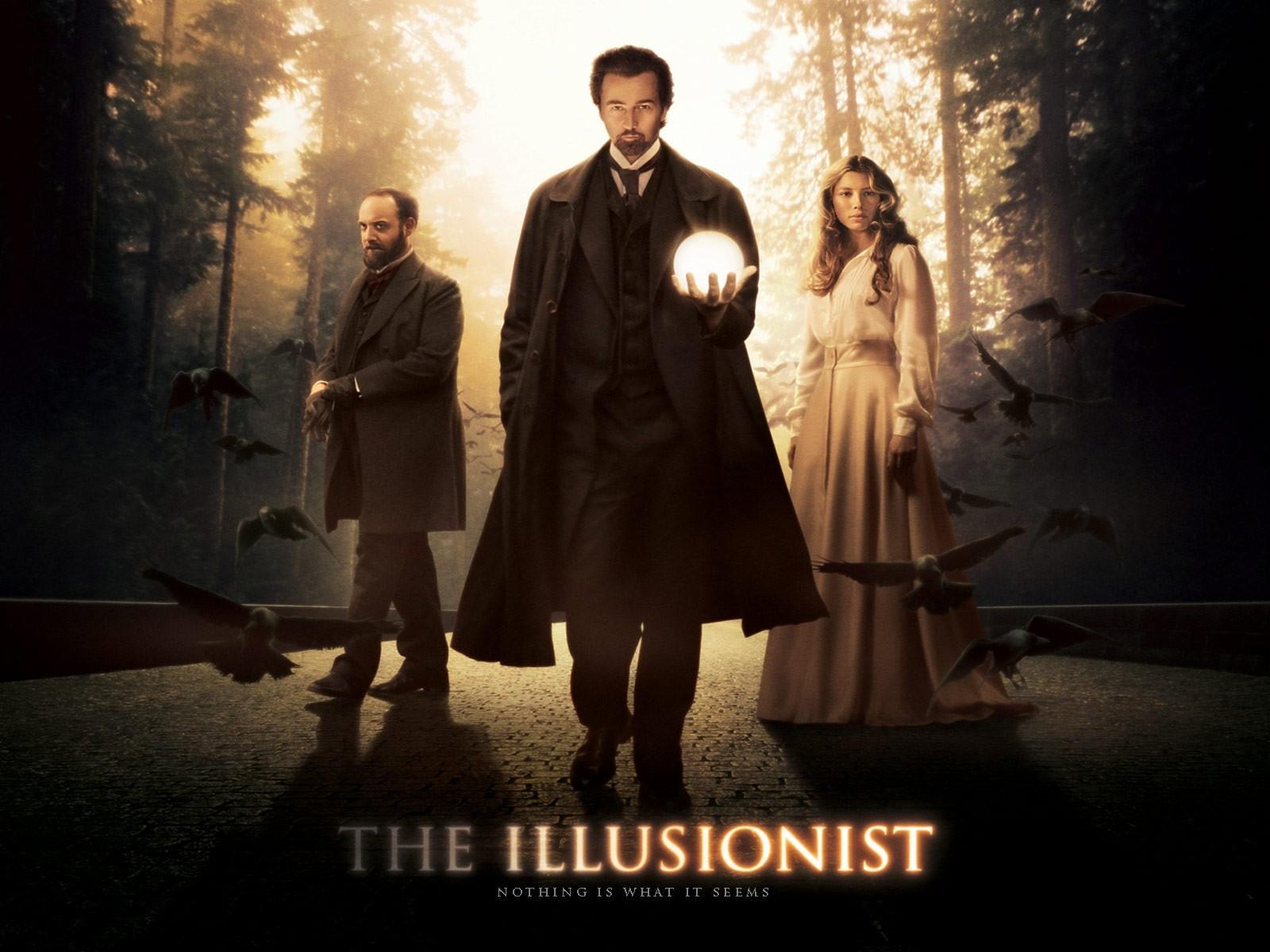 Wallpaper del film The Illusionist