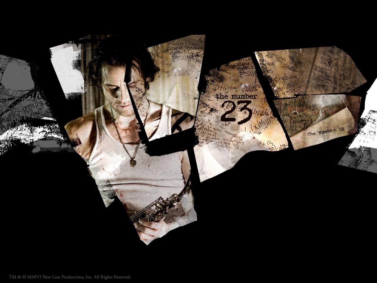 Wallpaper del film The Number 23