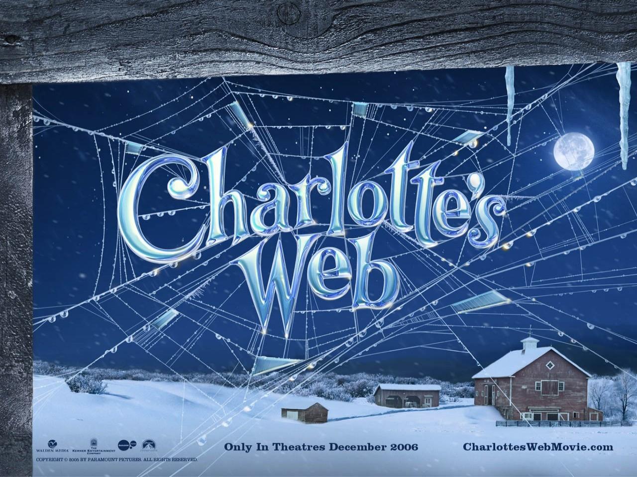 Wallpaper del film Charlotte's Web