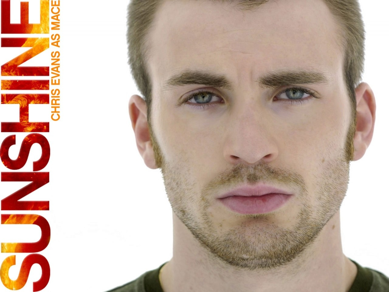 Wallpaper del film Sunshine con Chris Evans