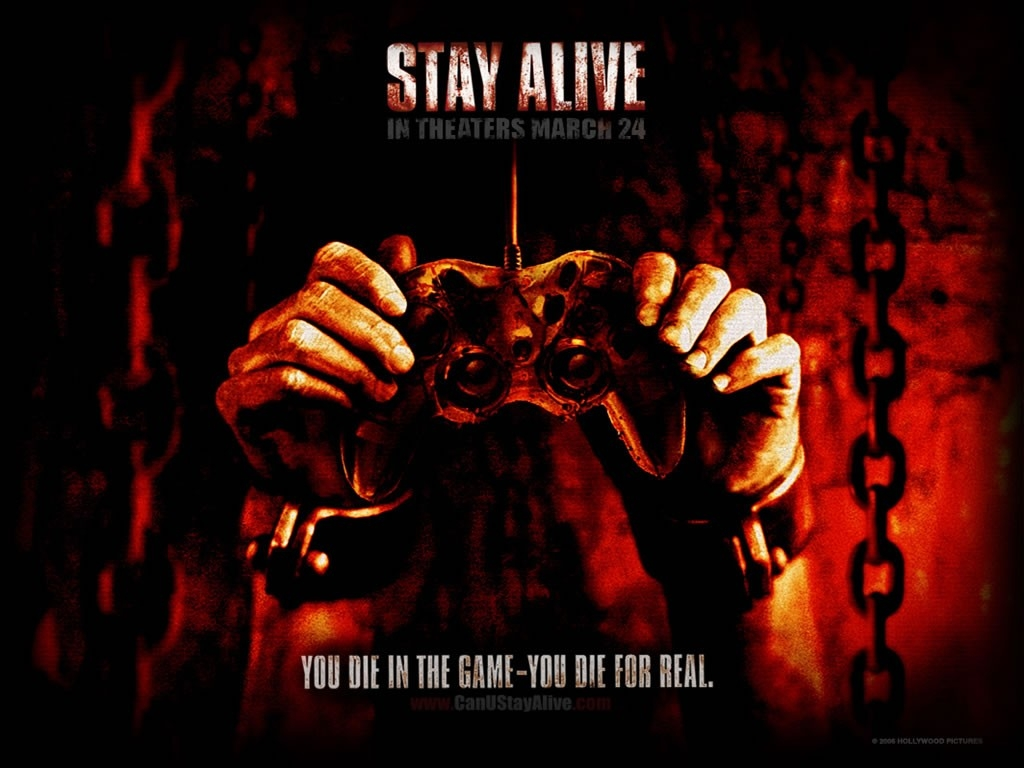 Wallpaper del film Stay Alive