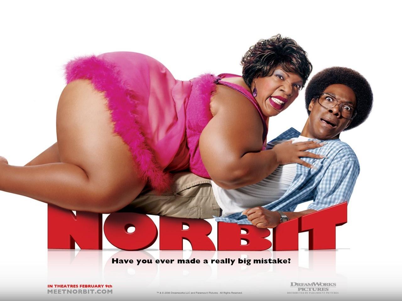 Wallpaper della commedia Norbit